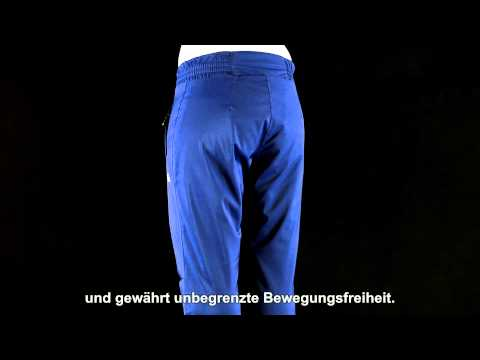 DIEL®SPORT Damenhose Modell 28548 EMMA (Deutsch/German)