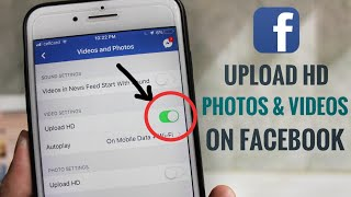 How To Upload HD Photos & Videos On Facebook Easy And Fast 2019