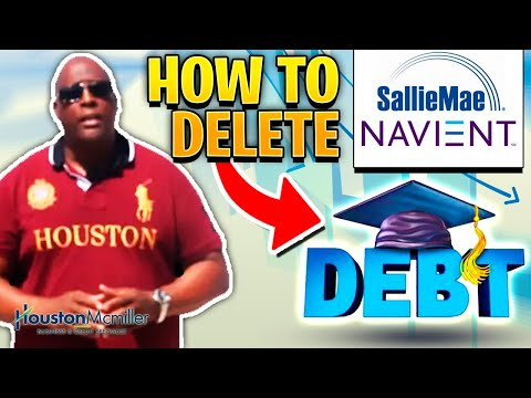 Sallie Mae Student Loans | How To Delete Sallie Mae And Navient Student Loans?
