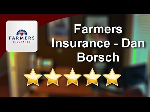 Farmers Insurance - Dan Borsch Santa Maria (805) 316-4900 Perfect 5 Star Review by Patti E.