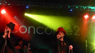 Boy George Concorde 2 Brighton Nov 13 It's Easy , Karma chameleon , get it on