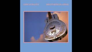 The Man's Too Strong- Dire Straits (Vinyl Restoration)