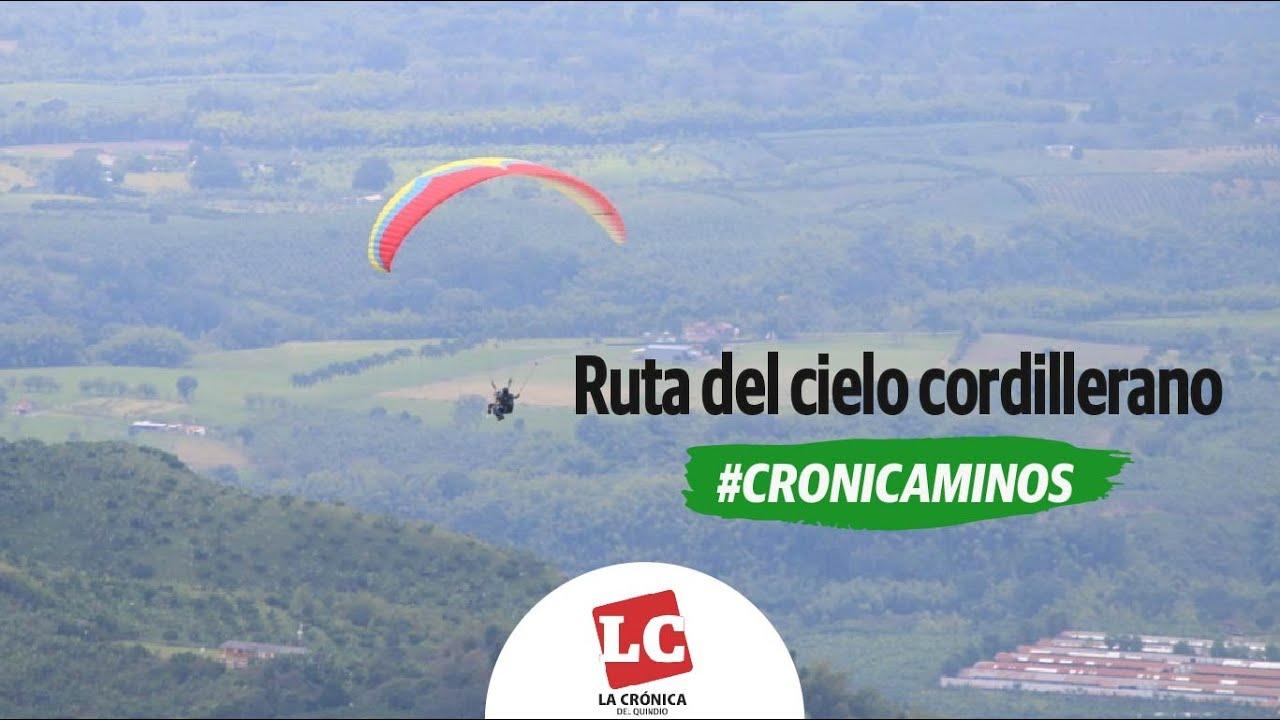 #Cronicaminos | Ruta del cielo cordillerano