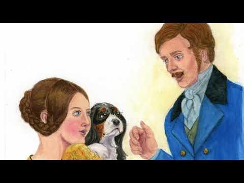 Dash and Victoria Find True Love Book Trailer