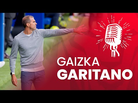 🎙️ Gaizka Garitano | post SD Eibar 1-2 Athletic Club | J3 LaLiga 2020-21