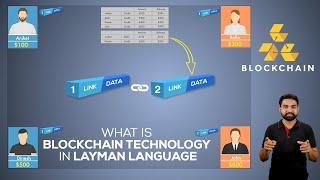 Understand What is Blockchain Technology in Layman Language
