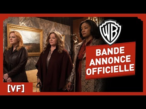 Les Baronnes - Bande annonce officielle (VF) - Melissa McCarhy - Elisabeth Moss
