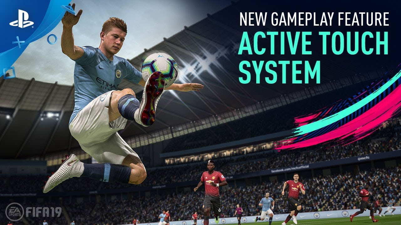 FIFA 19 Game   PS4 - PlayStation