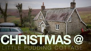 CHRISTMAS @ LITTLE PUDDING COTTAGE - WALES | Twoplustwocrew