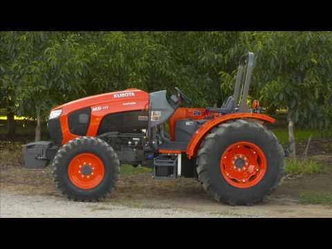 2019 Kubota M6L-111-SDS2 in Beaver Dam, Wisconsin - Video 1