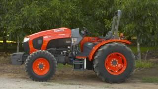 Kubota M5L-111 Orchard Tractor TV Ad