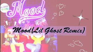Mood(Lil Ghost Remix)-24KGold/lab dior/Lil Ghost小鬼[動態歌詞]