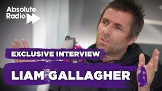 Liam Gallagher - New Album, As it Was and Shockwave