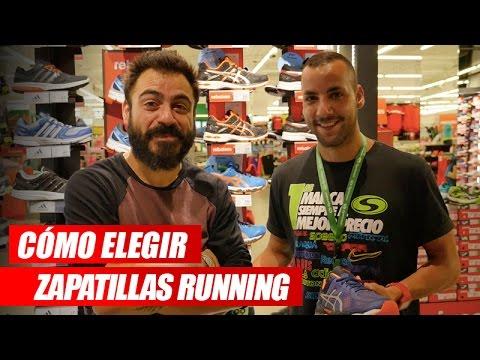 Cómo elegir primeras zapatillas Running