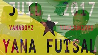 La Sélection de Guyane Futsal