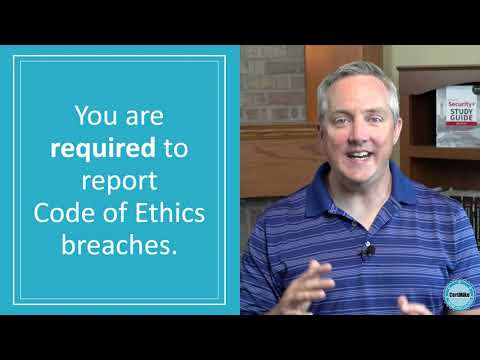 CertMike Explains the (ISC)2 Code of Ethics for CISSP, CCSP, and ...