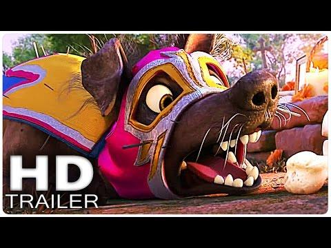 COCO Trailer German Deutsch Disney Pixar (Filme 2017)