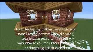 Minecraft Jak Zrobic Maly I Ladny Dom 3 Samye Populyarnye Video
