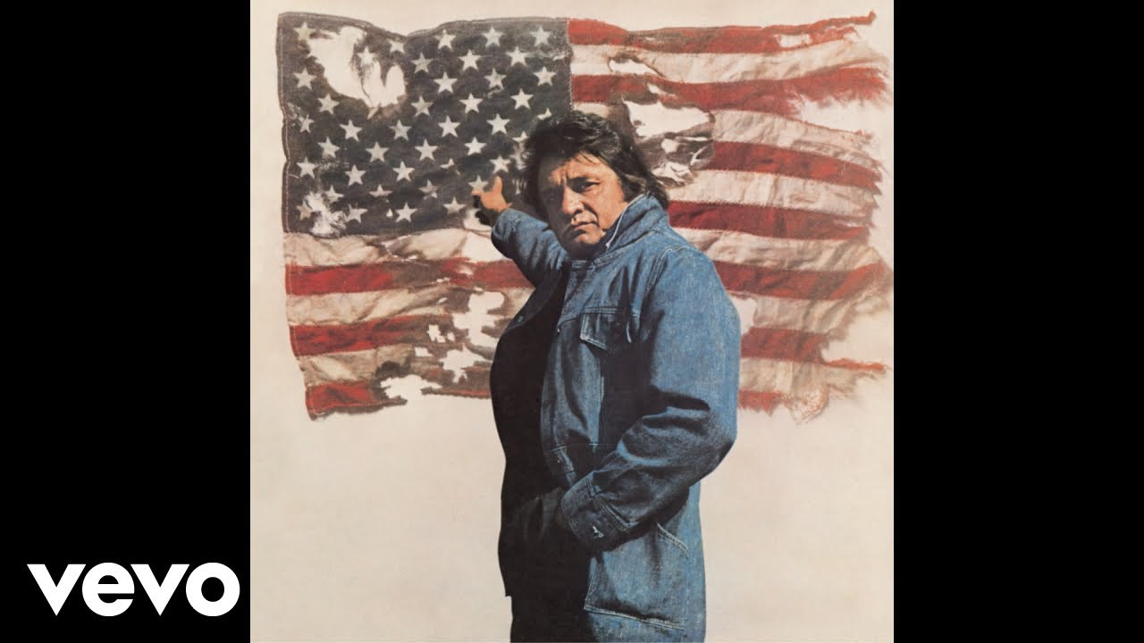 That Ragged Old Flag Lyrics by Jhonny Cash- Best Patriotic Songs - Jhonny Cash Songs