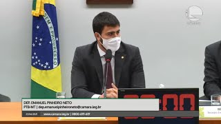 SEGURANÇA PÚBLICA E COMBATE AO CRIME ORGANIZADO - DELIBERAÇÃO DE PROPOSTAS - 23/06/2021 13:00