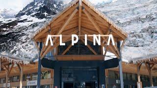 Alpina - Cinematic Fpv à Chamonix Mont Blanc - 4k