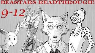 AWoundedReaperonStage! BeastarsChapters9-12Readthrough!