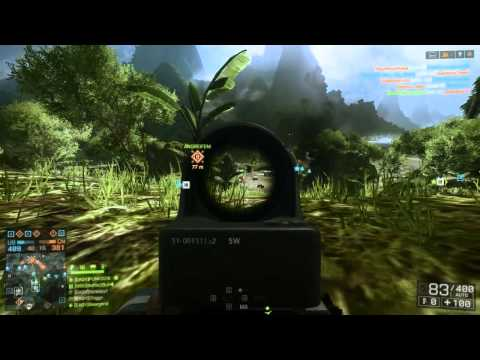 BF4 : Guilin Peaks, Conquest Large | M60 Power