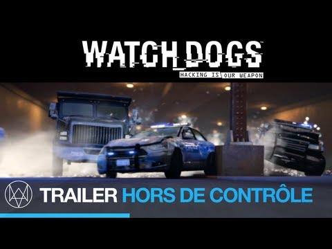 New trailer + date watch dogs de Watch Dogs