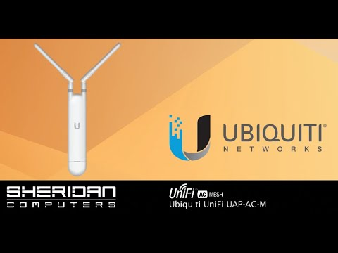 UniFi AC Mesh (UAP-AC-M) Access Point