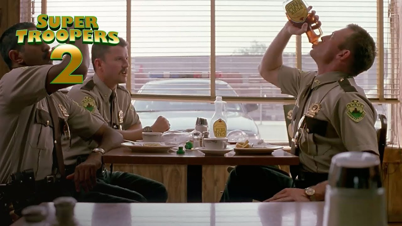 Super Troopers 2 - Super Troopers Revisited