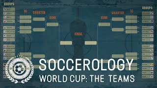 How does the World Cup tournament work?