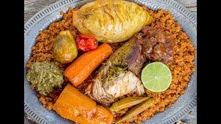 Thiéboudienne (riz sénégal)