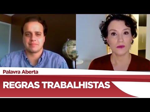 Lucas Gonzalez propõe acordo individual e dispensa da CLT para quem recebe acima do teto - 03/12/20