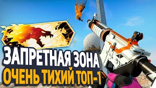 ВЗЯЛ ТОП-1 В DANGER ZONE // ЗАПРЕТНАЯ ЗОНА В КС ГО