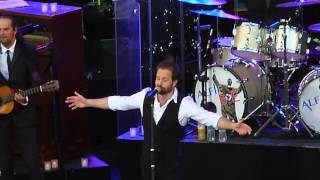 Alfie Boe 'Buona Sera' live in Scarborough 27.06.15  HD