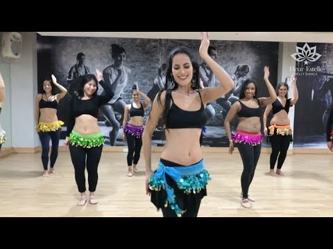 LAMBERGHINI (feat. Ragini) The Doorbeen - Fleur Estelle Belly Dance