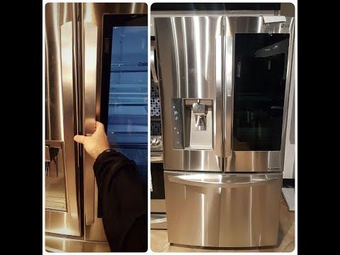 LG Refrigerator Review [30 cu. ft. InstaView™ Door-in-Door® Stainless Steel]