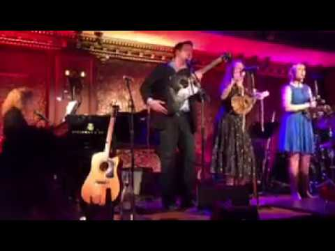 "Kelly arranged/performed this ""Home"" mashup for a benefit concert at the famous 54 Below."