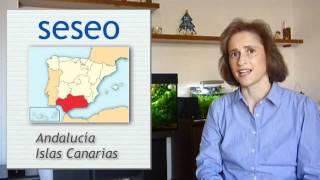 Spanish pronunciation: C & Z