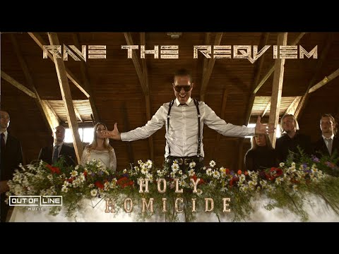 Rave The Reqviem - Holy Homicide