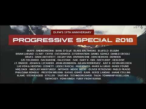 Serge Landar   DI FM's 19th Anniversary Progressive Special 2018