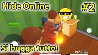 Hide Online - Qui si bugga tutto! - #2 - Android - (Salvo Pimpo