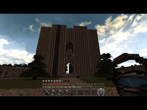 Ich und mein Holz | We build Potters world #72 | Löwe
