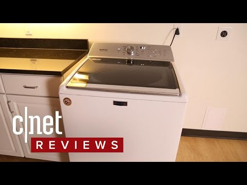 Maytag MVWB765FW washing machine review