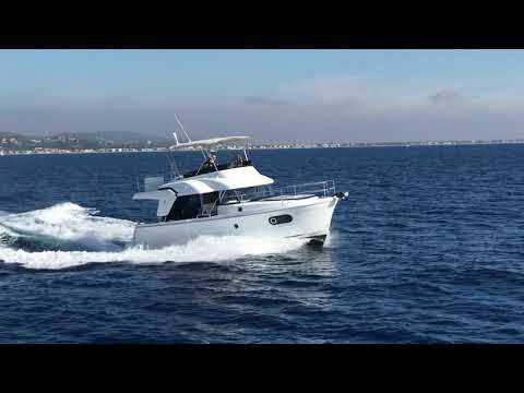 Beneteau America Swift Trawler 35 video