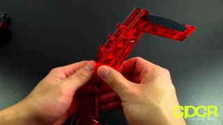 ThermalTake TteSports Hyperion Headphone Cradle Unboxing
