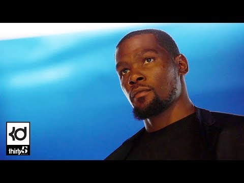 KD GQ Man Of The Year Shoot: Behind the Scenes