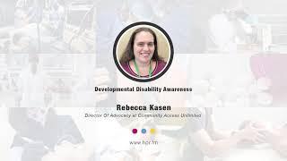 Developmental Disability Awareness