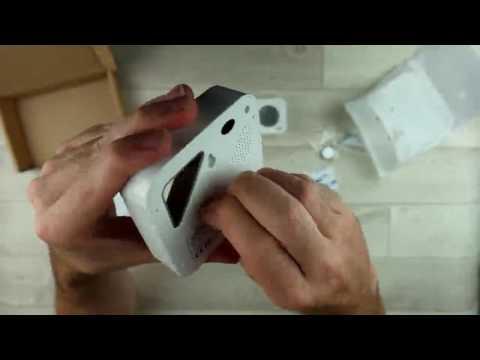 SIMBR Türklingel Wassergeschützte Funk Klingel, Gutes Design auch für Außen geeignet