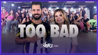 Too Bad    Giulia Be | FitDance Life (Coreografía Oficial) Dance Video